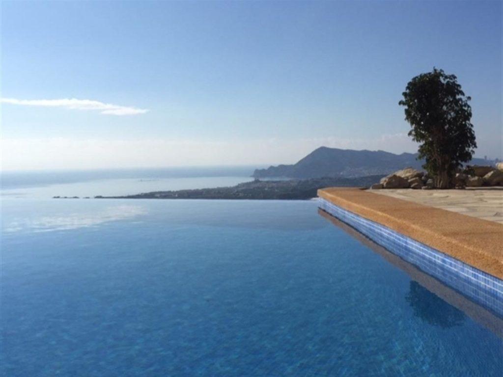 Altea el Paraiso Villa